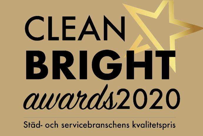 Kundpartner nominerat och för tredje året i rad i final i Clean Bright Awards utmärkelse Årets Glansföretag